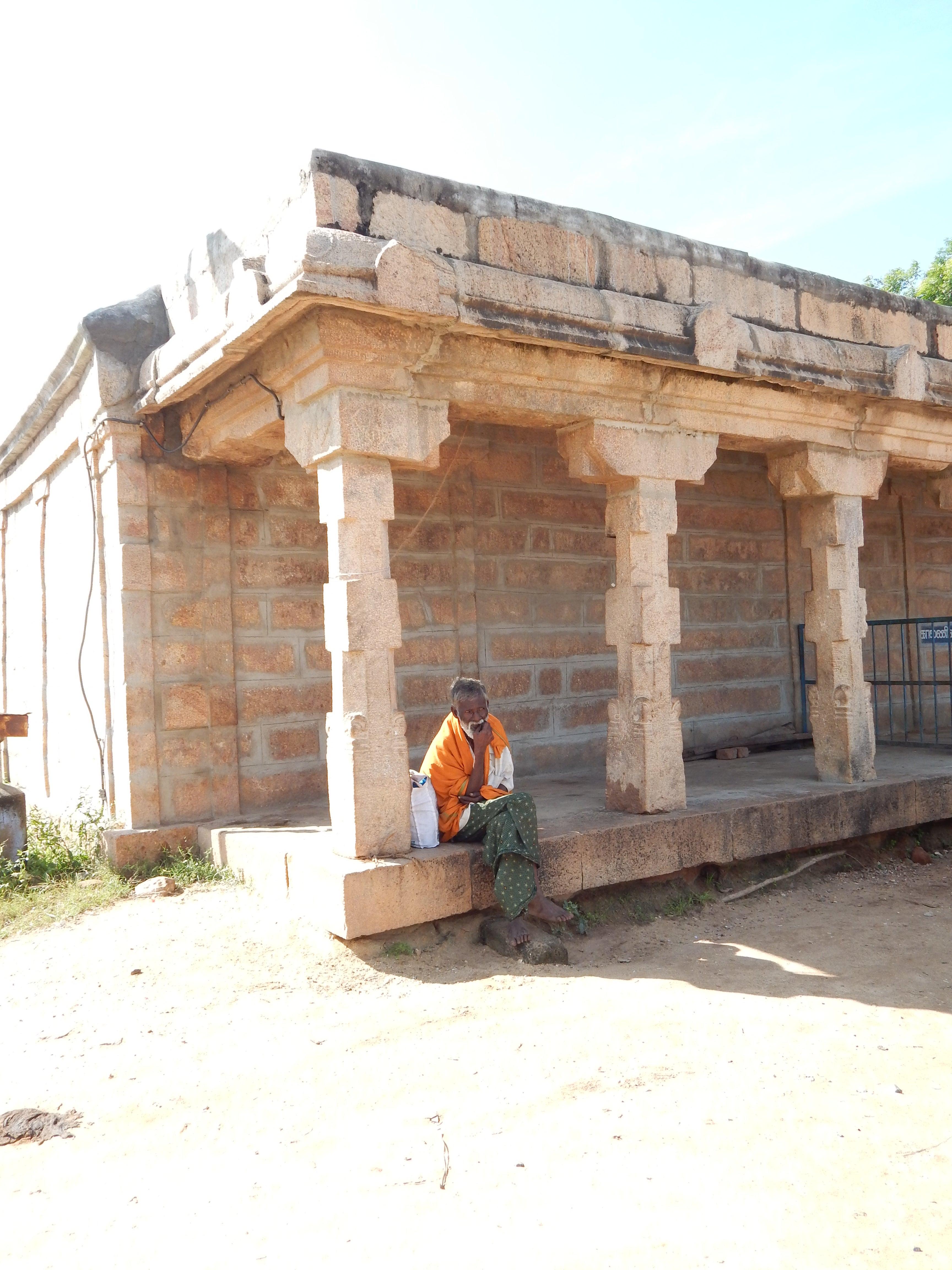 Mandapam. Krishnapuram
