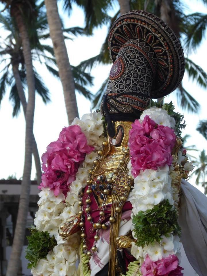 Alagiya Nambi. Monthly Procession. Tirukkurungudi